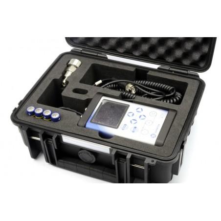 Miernik i analizator drgań maszyn SVAN 974