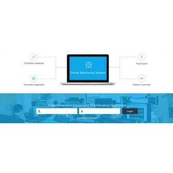 Oprogramowanie do diagnostyki maszyn MOS3000