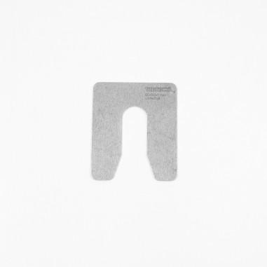Podkładka stalowa M12 grubość: 1,00mm