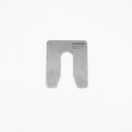 Podkładka stalowa M12 grubość: 2,00mm