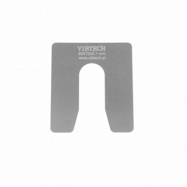 Podkładka regulacyjna M18 grubość: 0,10mm