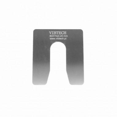 Podkładka regulacyjna M18 grubość: 0,20mm