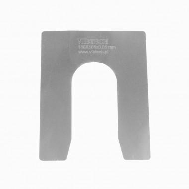 Podkładki regulacyjne M36 grubość: 0,05 mm