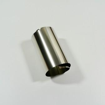 Taśma nierdzewna do ustawiania luzów, 1 metr gr.: 0,05 mm