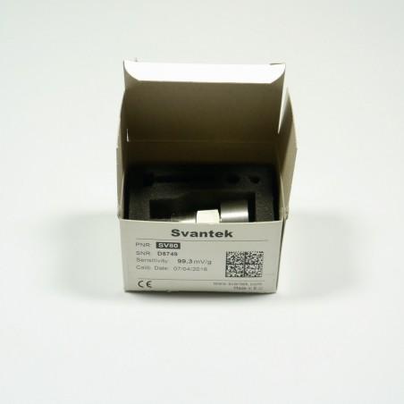 Czujniki do pomiaru drgań 100mV/g