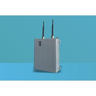 Bezprzewodowa baza systemu monitorowania drgań i temperatury ITR-2