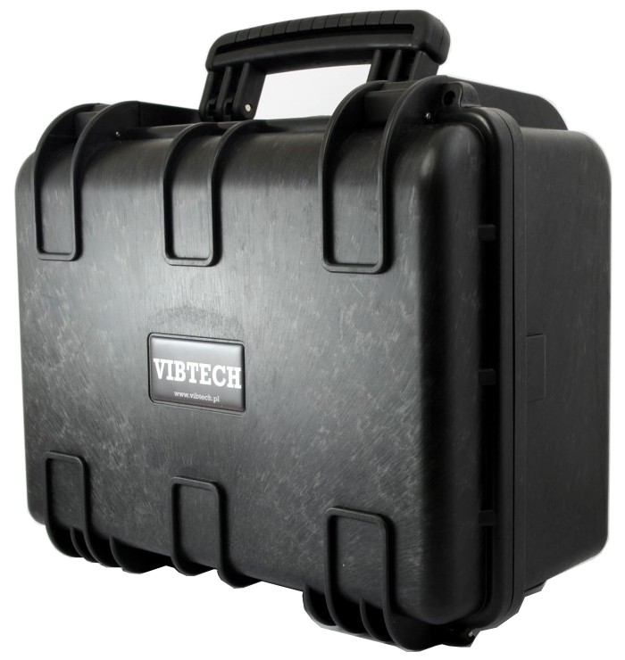 Podkładki regulacyjne z walizką