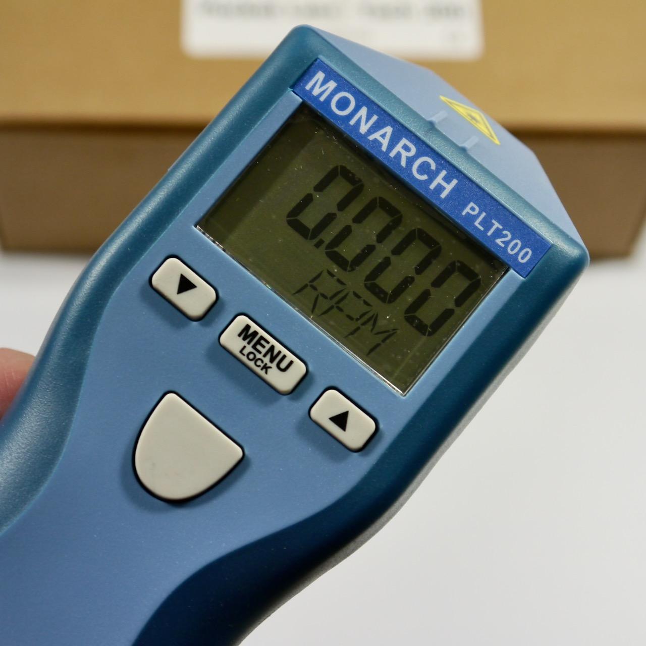 Pomiar prędkości obrotowej silnika elektrycznego