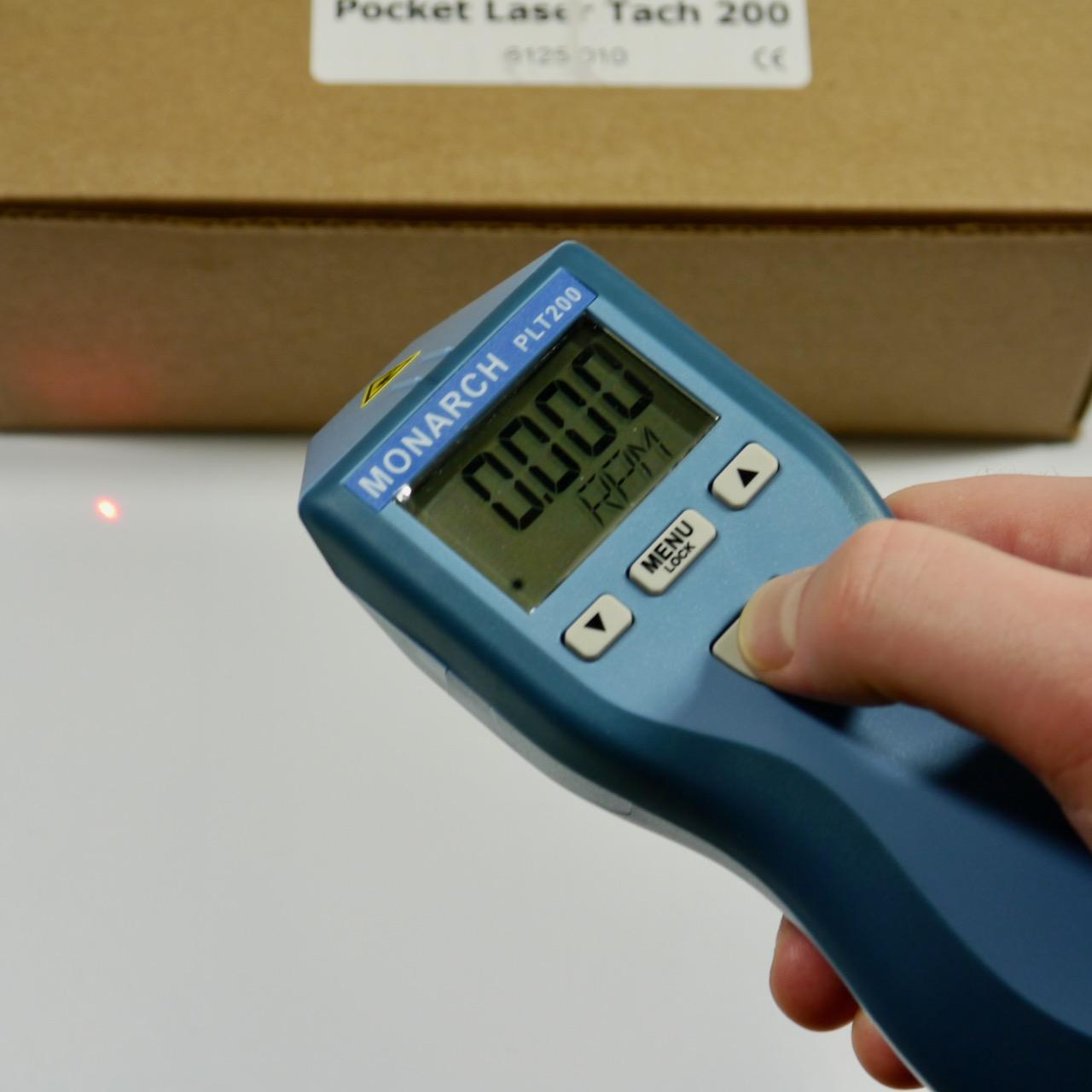 Pomiar prędkości obrotowej wentylatora