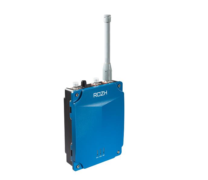 Bezprzewodowe monitorowanie drgań i temperatury