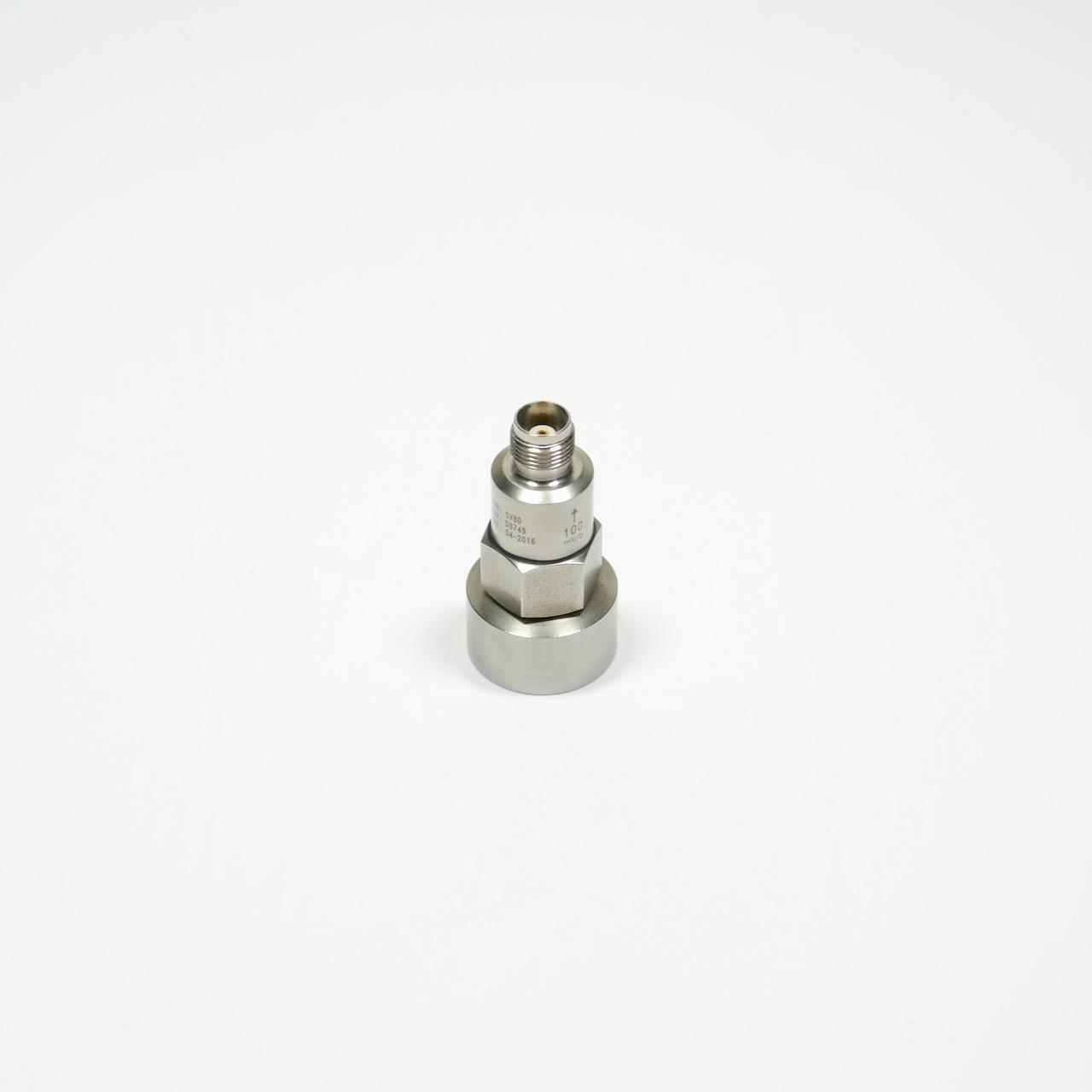 Czujnik drgań piezoelektryczny